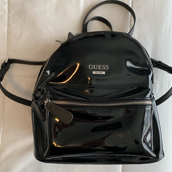Guess Handbags - Guess mini backpack 98e22935ac1fb